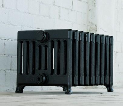 Victorian radiator  330 mm high <br>built to lenght required