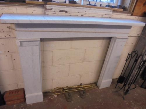 New Simple Marble Surround