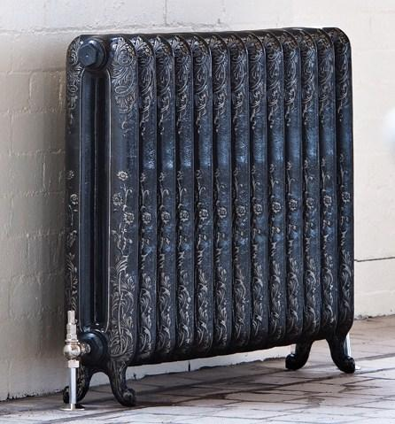 The Daisey radiator height 765 mm<br>built to lenght required