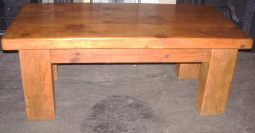 Coffe Table made from Reclaimed Timber<br>Tables can be made to order<br>