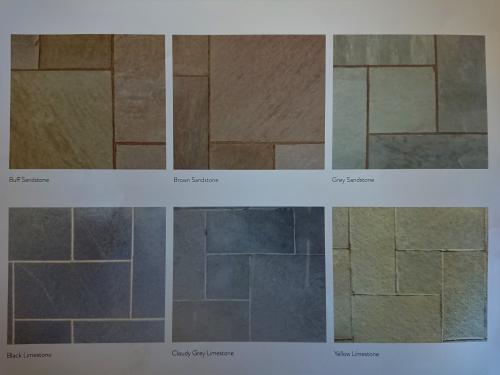 New Flagstones available from order