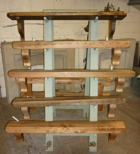 Reclaimed Pine over mantles<br>Can be made to order<br>