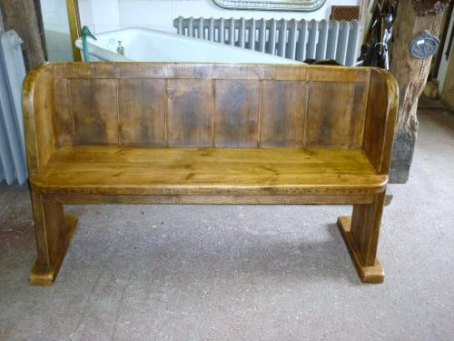 Bench made from reclaimed pine ,can be made to measure .<br><br>