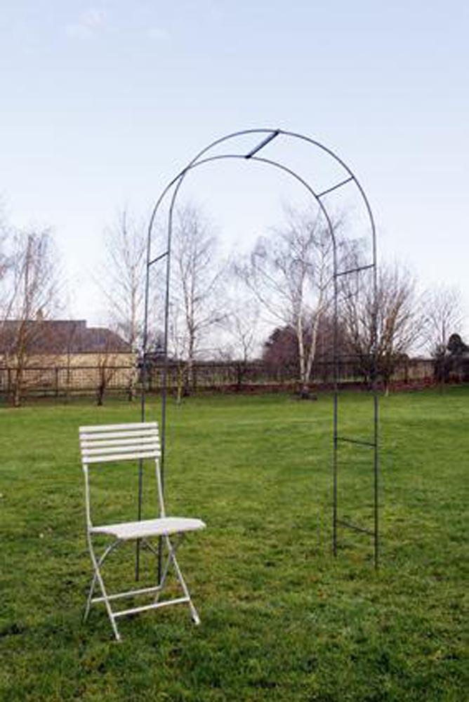 Plain Garden Arch