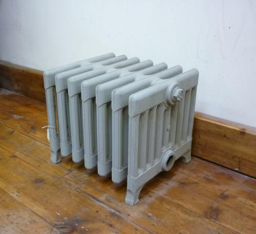 "13"" High  16"" Long <br>9 Column Ideal Radiator<br>Tested,Blasted and primed"